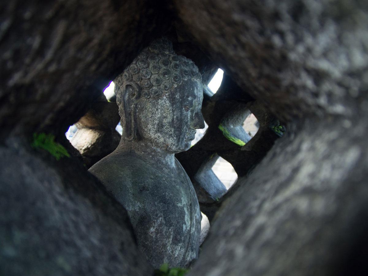 borobudur tempel java indonesien sonnenaufgang 17 - Borobodur Tempel in Java (Indonesien) zu Sonnenaufgang