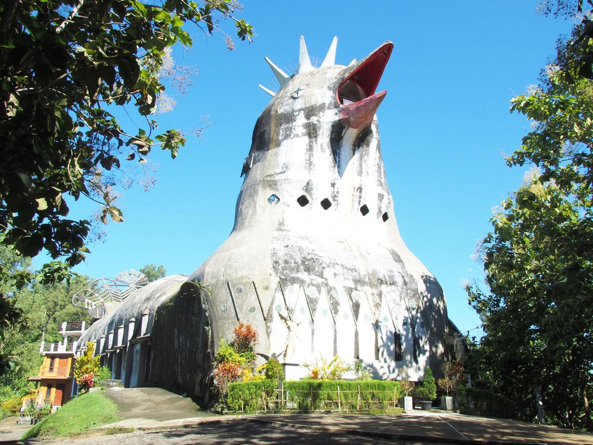 bukit rhema chicken church yogyakarta java 2 - Sehenswertes in und um Yogyakarta auf Java, Indonesien