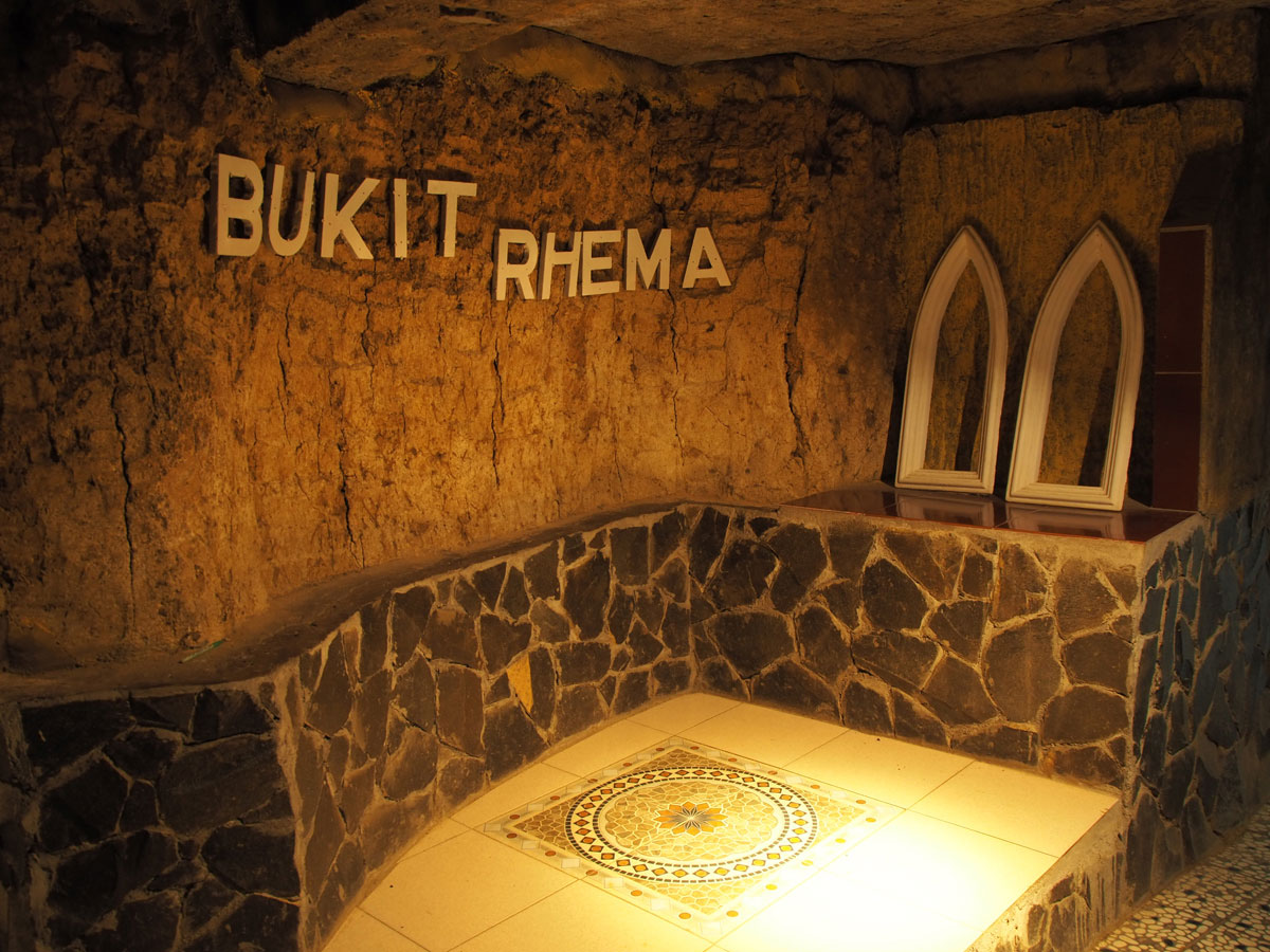 bukit rhema chicken church yogyakarta java 3 - Sehenswertes in und um Yogyakarta auf Java, Indonesien