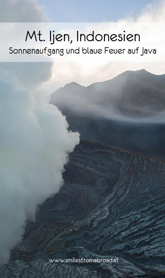 ijen pinterest2 - (Deutsch) Blaue Feuer und Sonnenaufgang beim Mt. Ijen auf Java, Indonesien