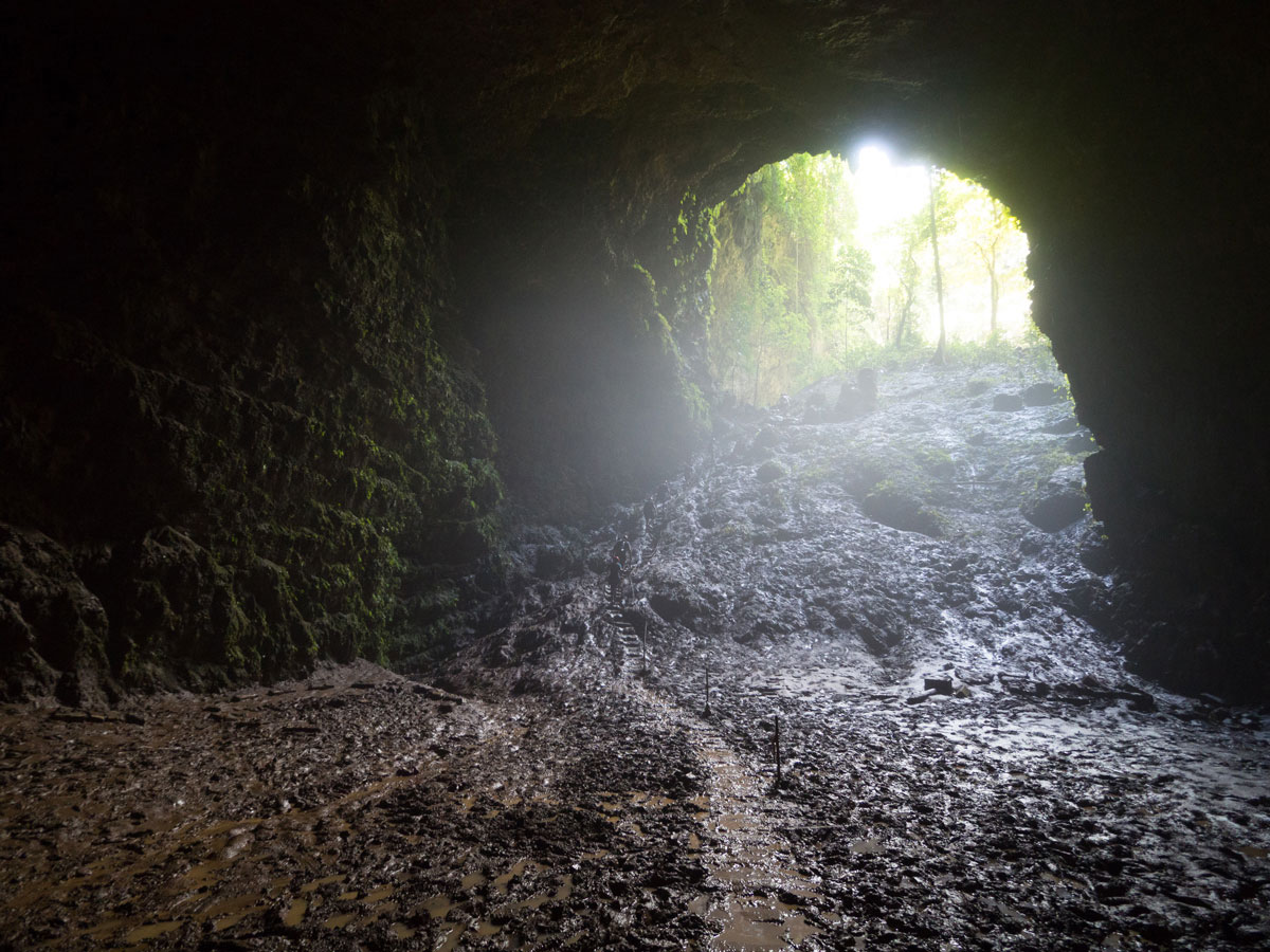 jomblang cave java indonesien 5 - Sehenswertes in und um Yogyakarta auf Java, Indonesien