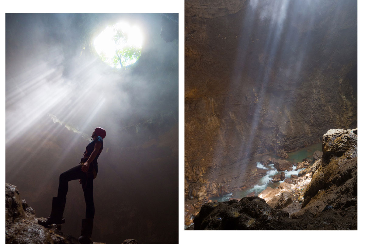 jomblang cave java indonesien yogyakarta 2 - Sehenswertes in und um Yogyakarta auf Java, Indonesien