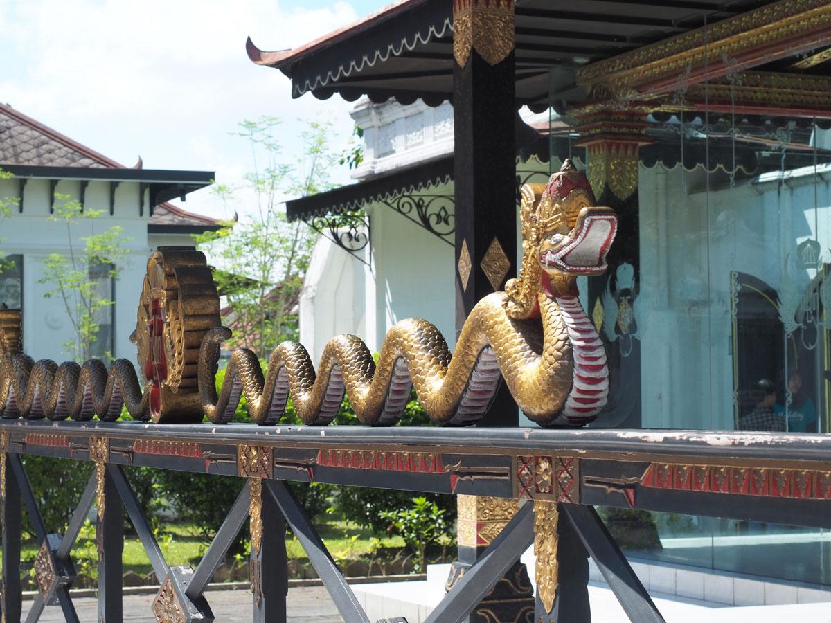 palace of yogyakarta java indonesien 4 - Sehenswertes in und um Yogyakarta auf Java, Indonesien
