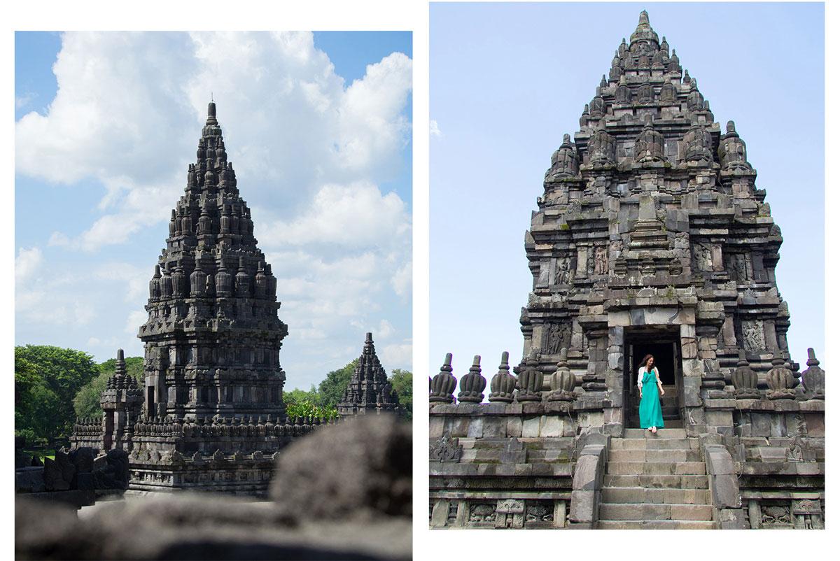 prambanan temple java - Sehenswertes in und um Yogyakarta auf Java, Indonesien