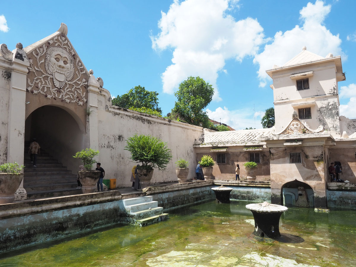taman sari yogyakarta java indonesien 1 - Sehenswertes in und um Yogyakarta auf Java, Indonesien