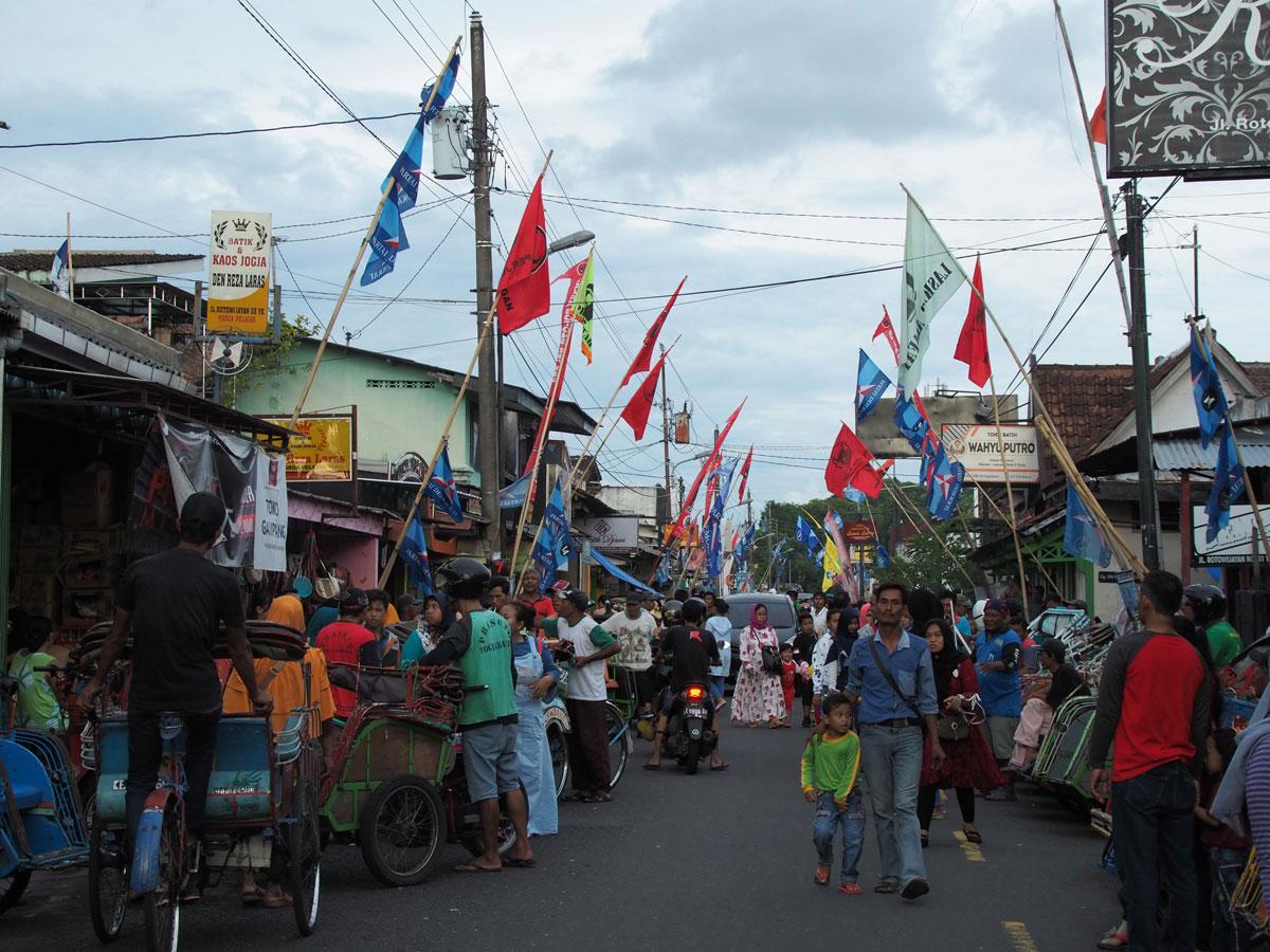 yogyakarta java indonesien 5 - Sehenswertes in und um Yogyakarta auf Java, Indonesien