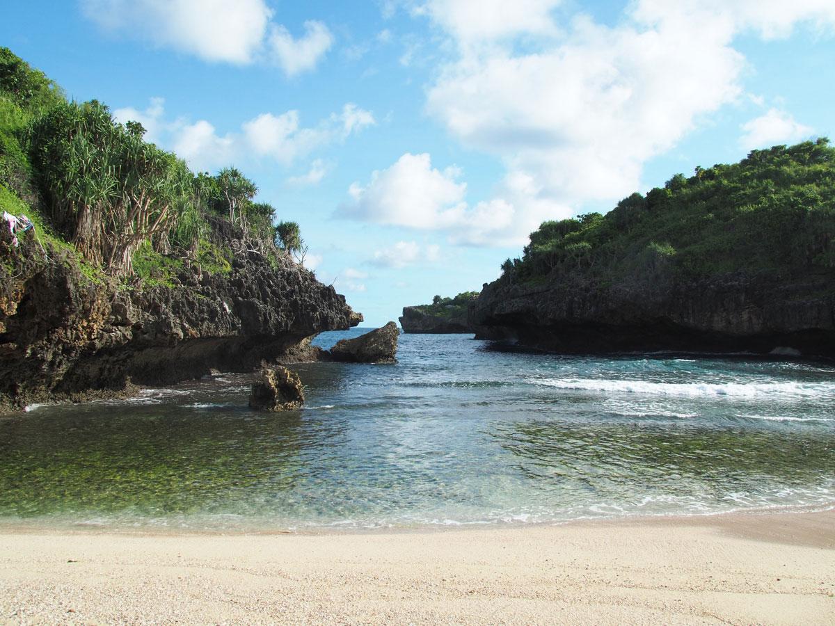 yogyakarta strand indonesien 3 - Sehenswertes in und um Yogyakarta auf Java, Indonesien