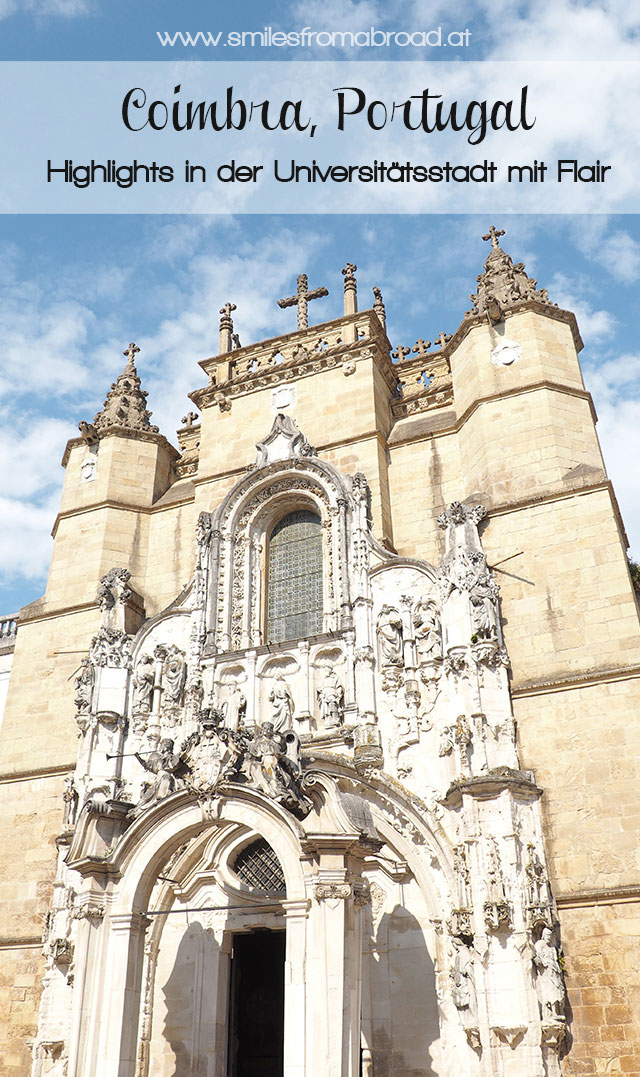 coimbra pinterest - Places to see in Coimbra in Portugal - A walk through the city