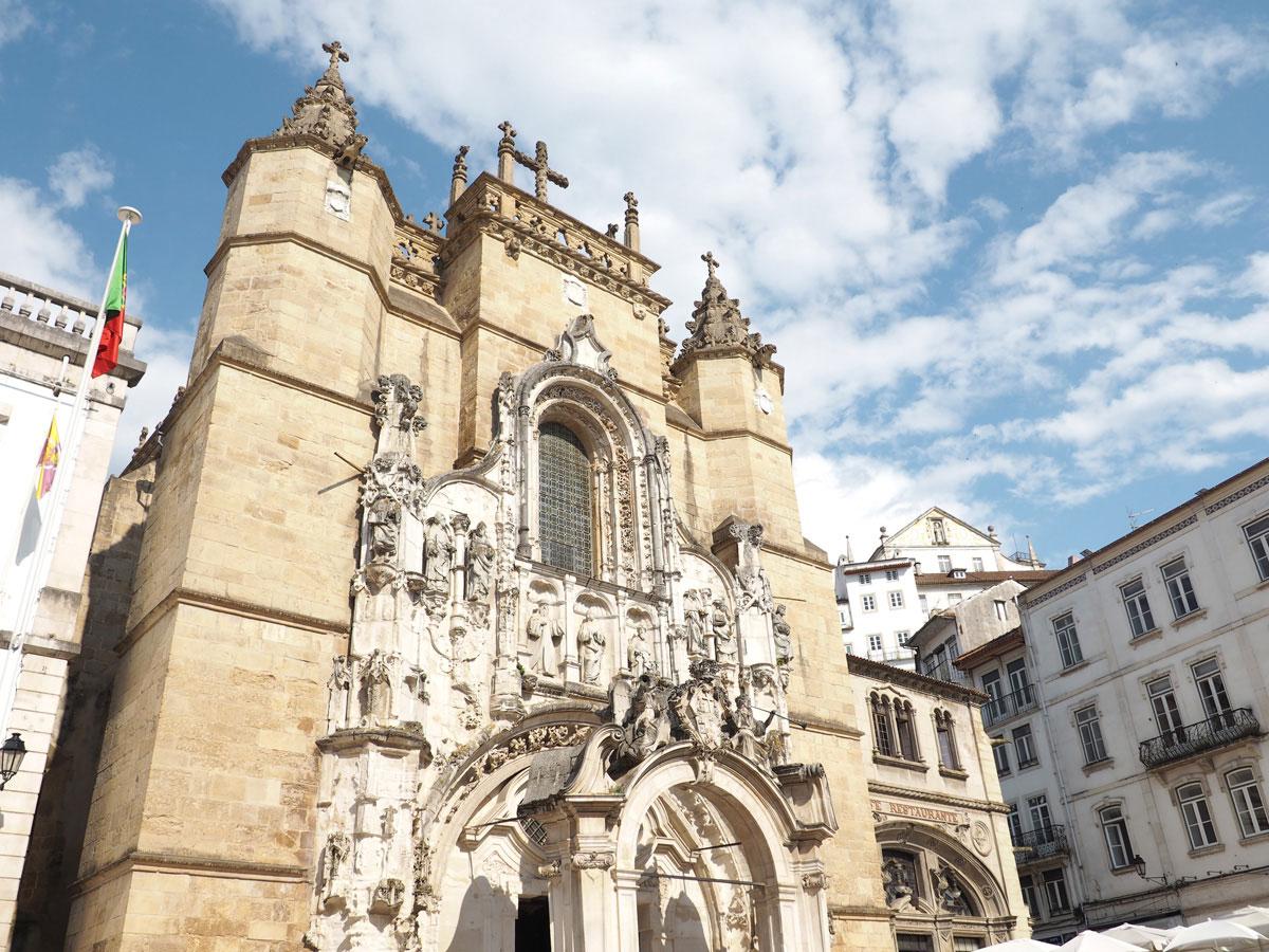 coimbra portugal 4 - (Deutsch) Spaziergang durch die Universitätsstadt Coimbra in Portugal - Picture Diary