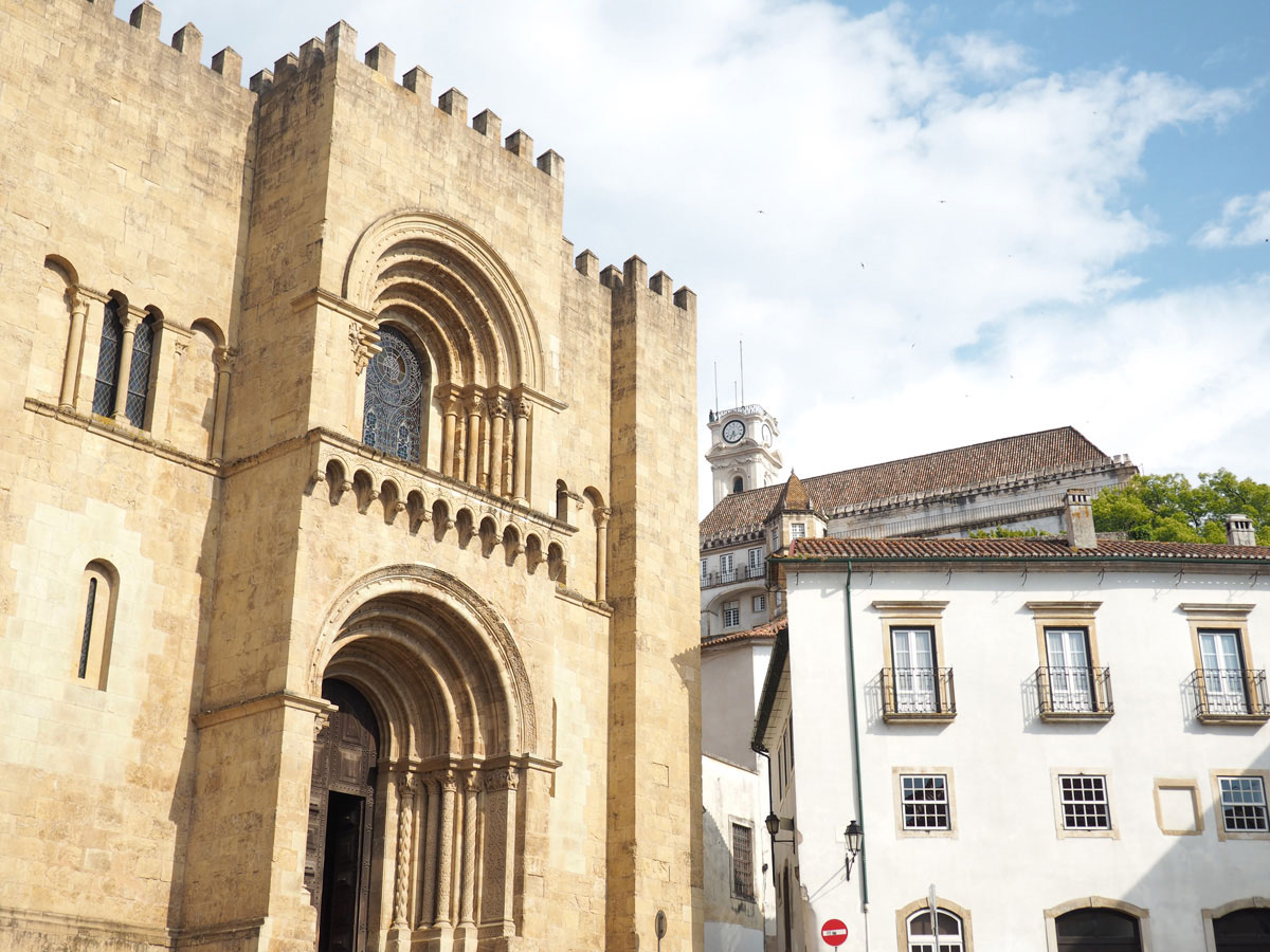 Burg Coimbra