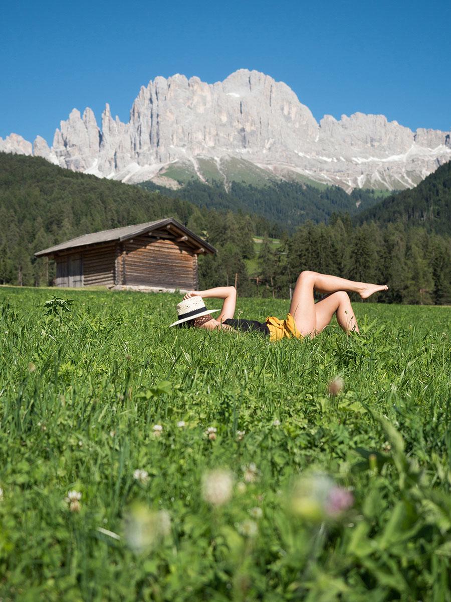 cyprianerhof dolomiten rosengarten tiers 4 - Highlights in den Südtiroler Dolomiten