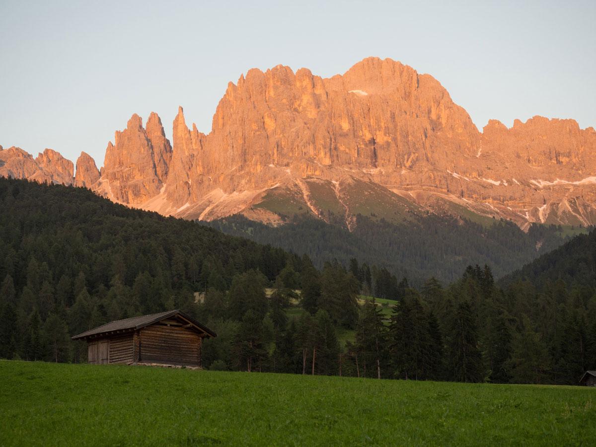 cyprianerhof dolomiten rosengarten tiers 7 - Highlights in den Südtiroler Dolomiten