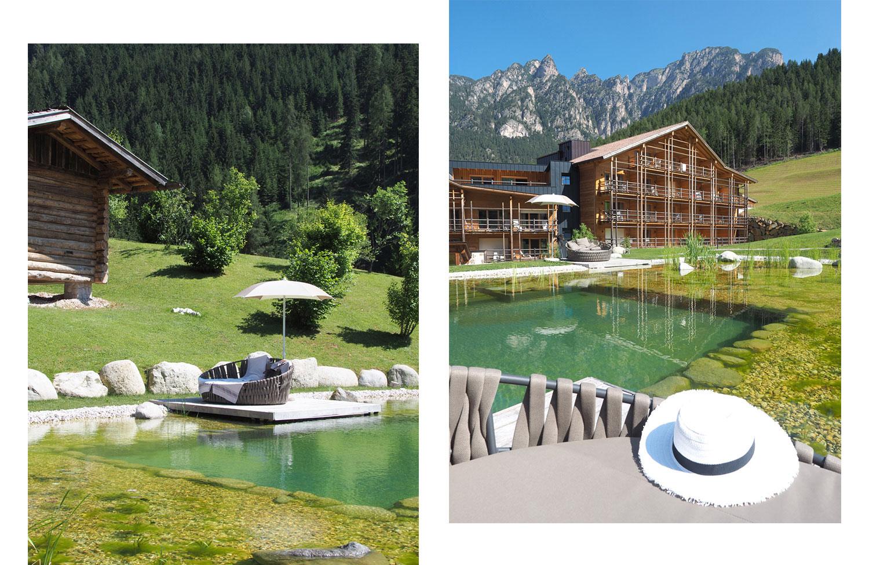 cyprianerhof quer - Highlights in den Südtiroler Dolomiten