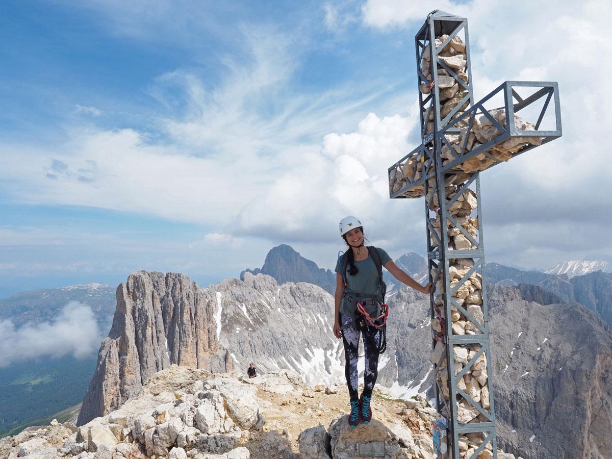 rotwand klettersteig masare suedtirol 3 - Highlights in den Südtiroler Dolomiten