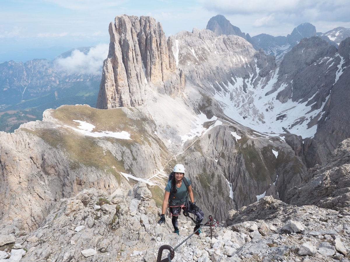 rotwand klettersteig masare suedtirol 5 - Highlights in den Südtiroler Dolomiten