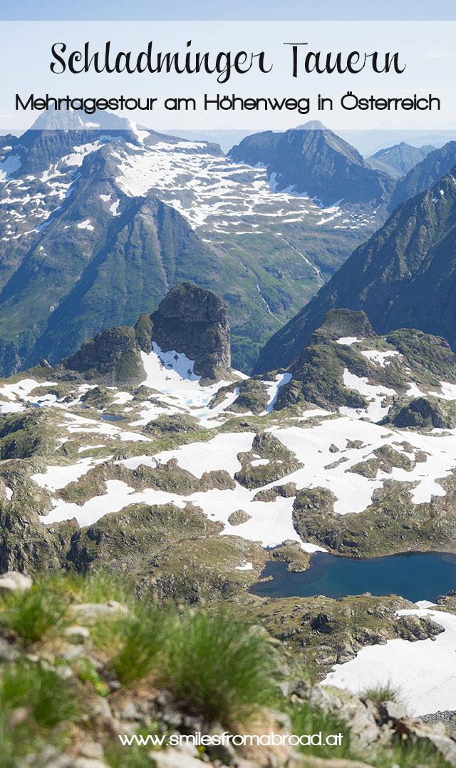 schladming pinterest - Mehrtagestour am Schladminger Tauern Höhenweg