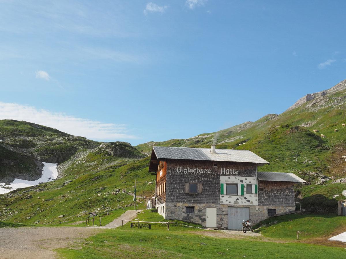 Die Giglachseehütte