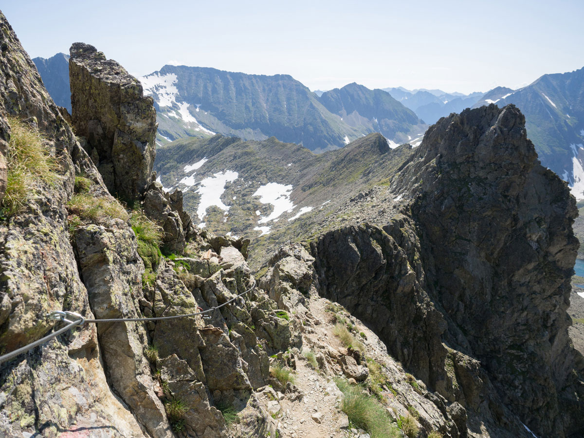 Wandern am Schladminger Tauern Höhenweg