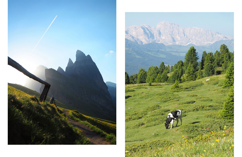 seceda quer - Highlights in den Südtiroler Dolomiten