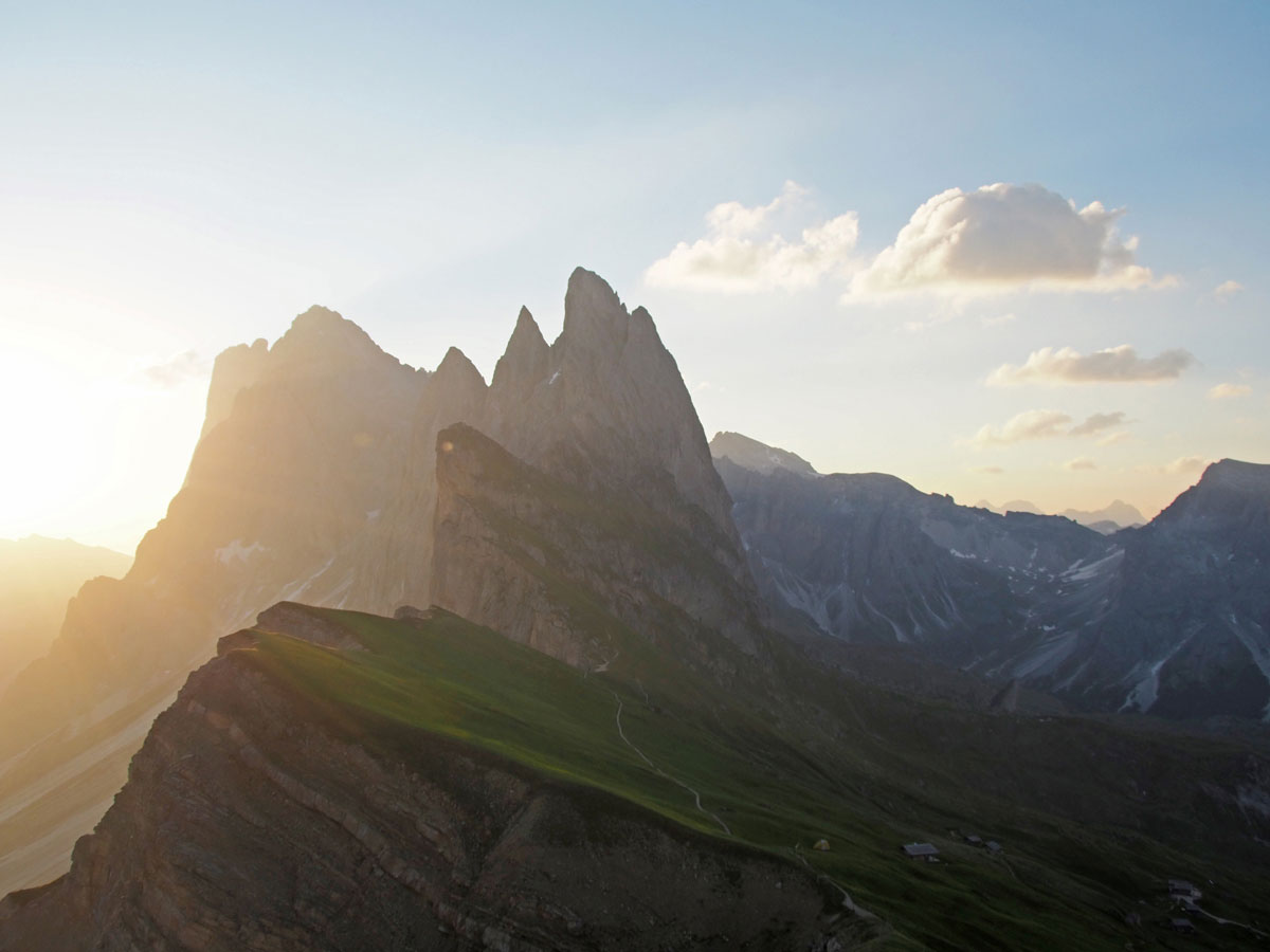 seceda sonnenaufgang dolomiten.suedtirol 6 - Highlights in den Südtiroler Dolomiten