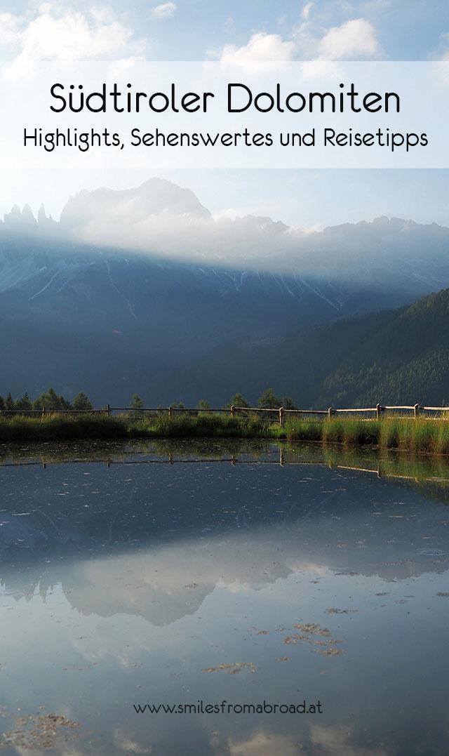 suedtirol pinterest - Highlights in den Südtiroler Dolomiten