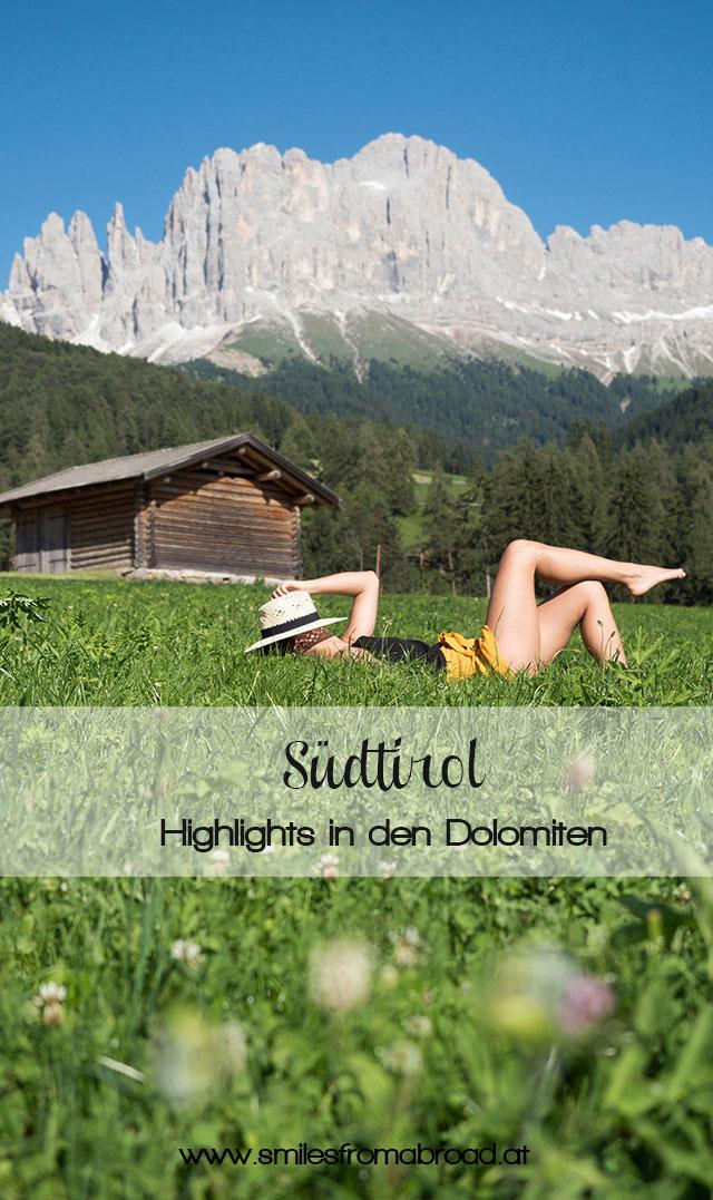 suedtirol pinterest2 - Highlights in den Südtiroler Dolomiten