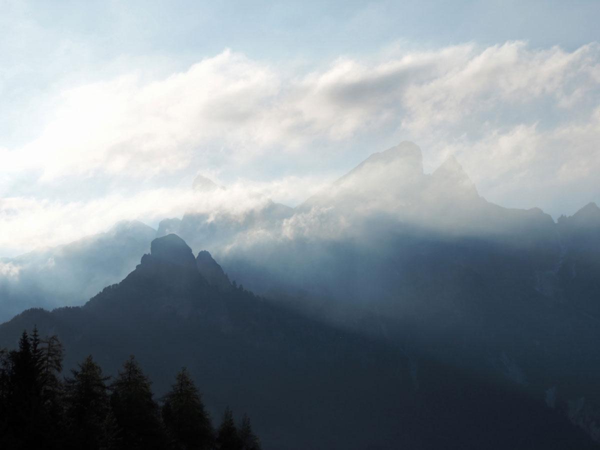 wuhnleger weiher 1 - Highlights in den Südtiroler Dolomiten