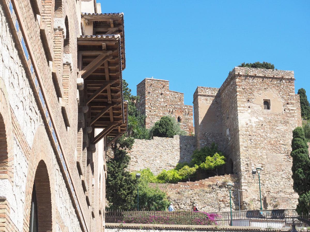 Malaga Festung