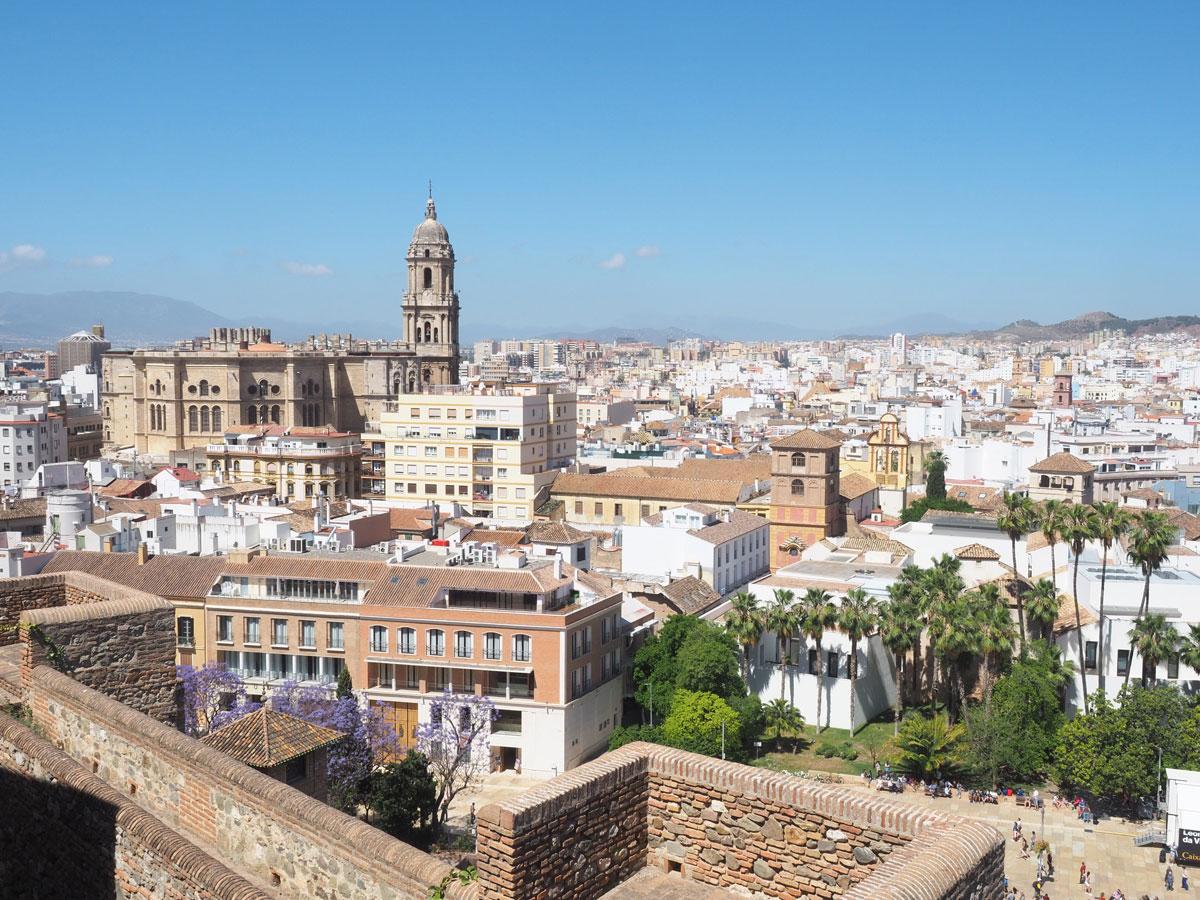 Malaga Altstadt Karte.Malaga Entdecken Sehenswertes Und Highlights