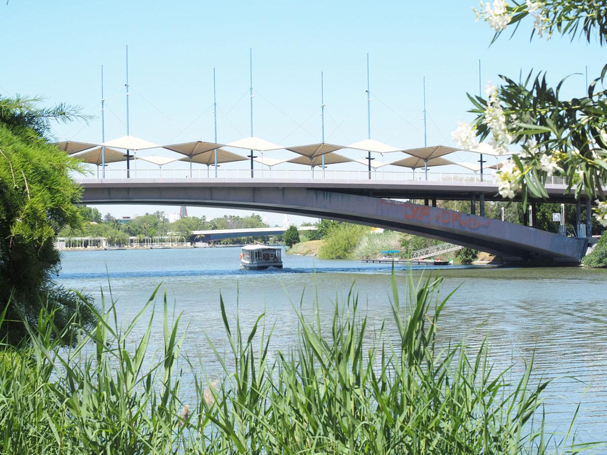 Brücke Sevilla