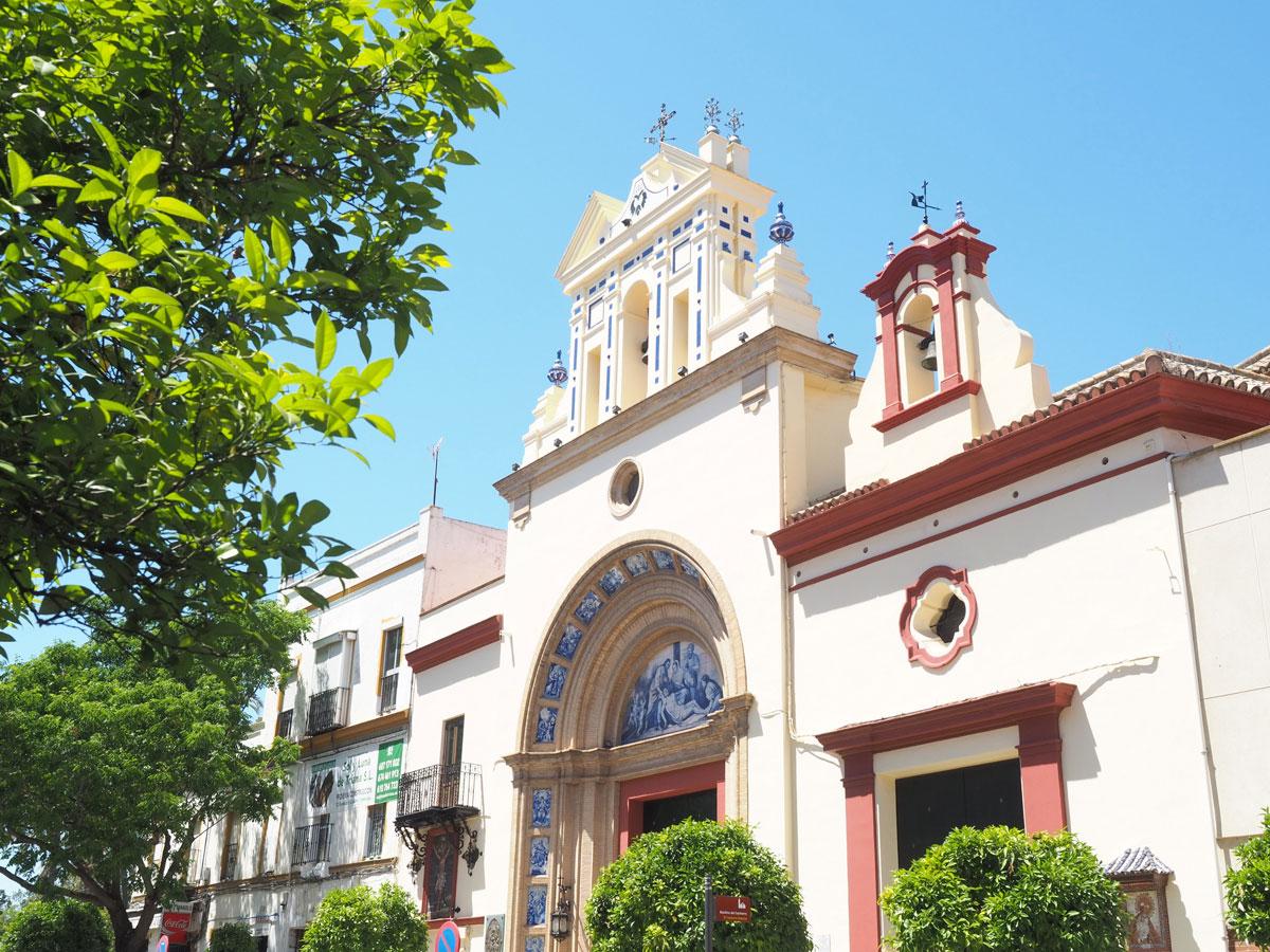Sehenswürdigkeiten Sevilla Andalusien