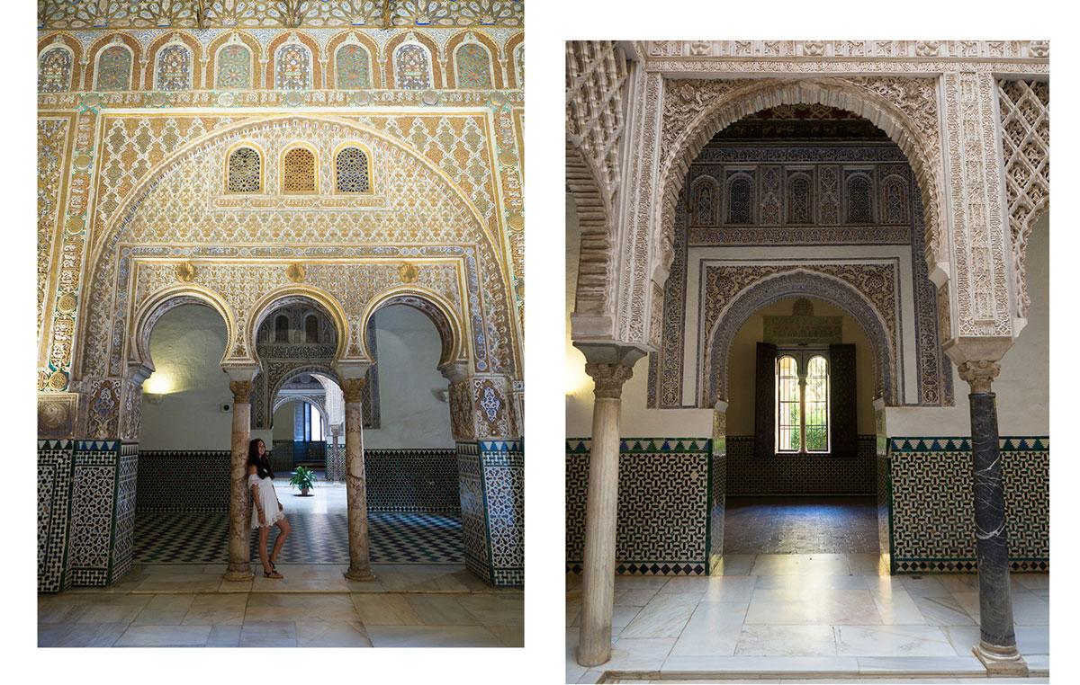 Reales Alcazar de Sevilla