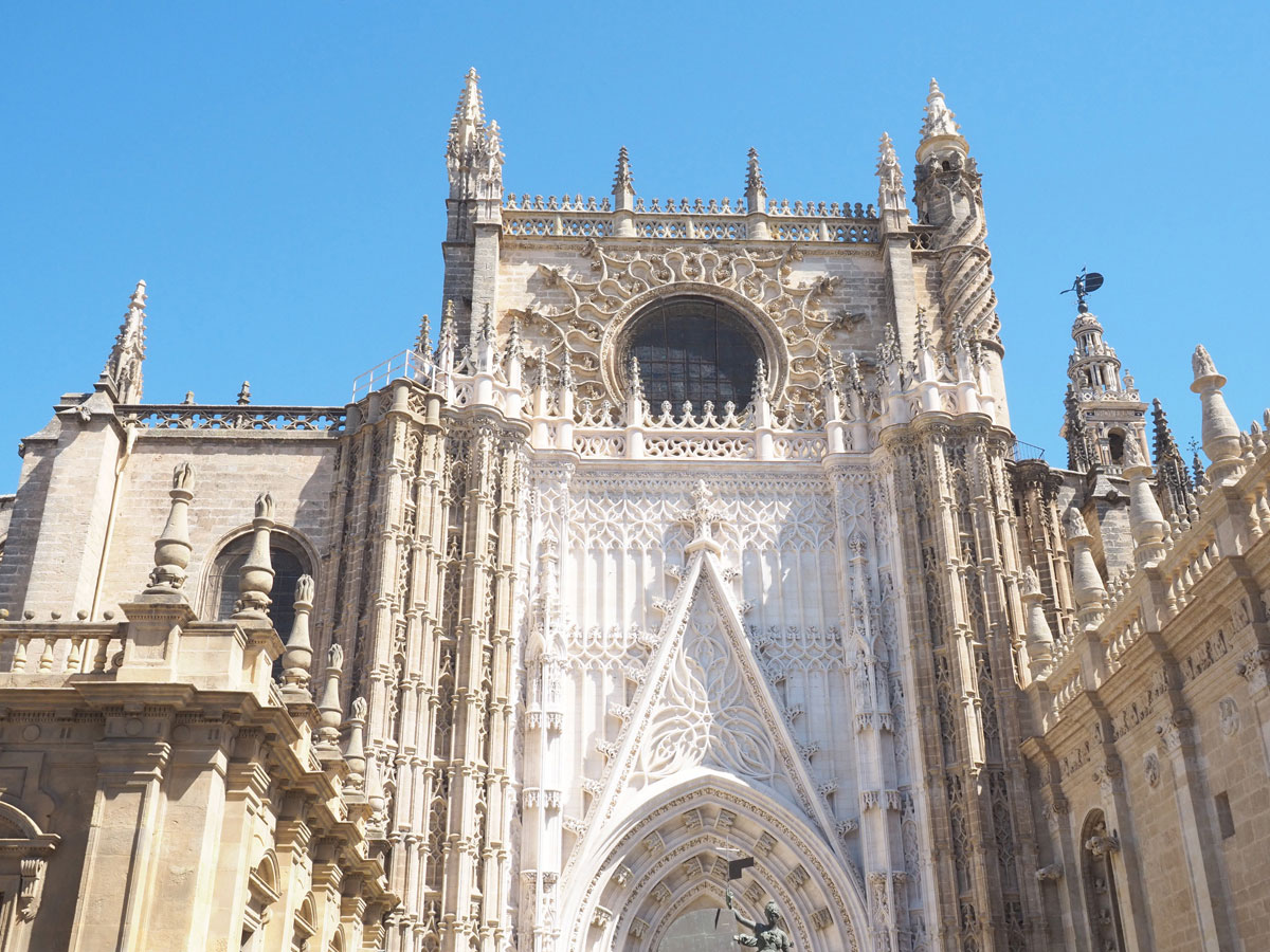 Kathedrale Sevilla Andalusien