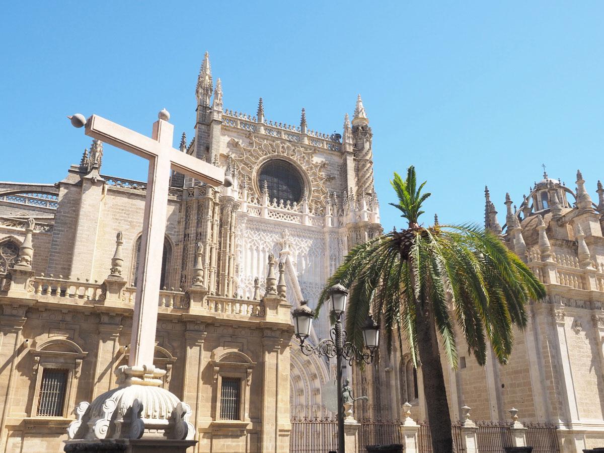 La Giralda Kirche Sevilla