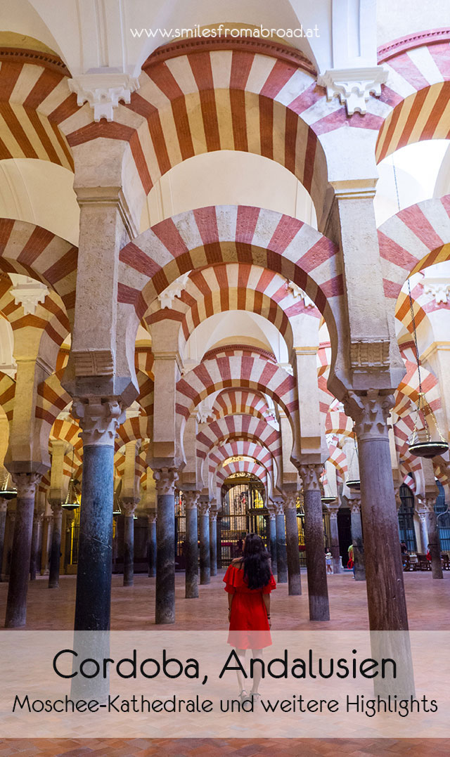 cordoba pinterest - Cordoba in Andalusien - Die Moschee-Kathedrale & Stadtspaziergang