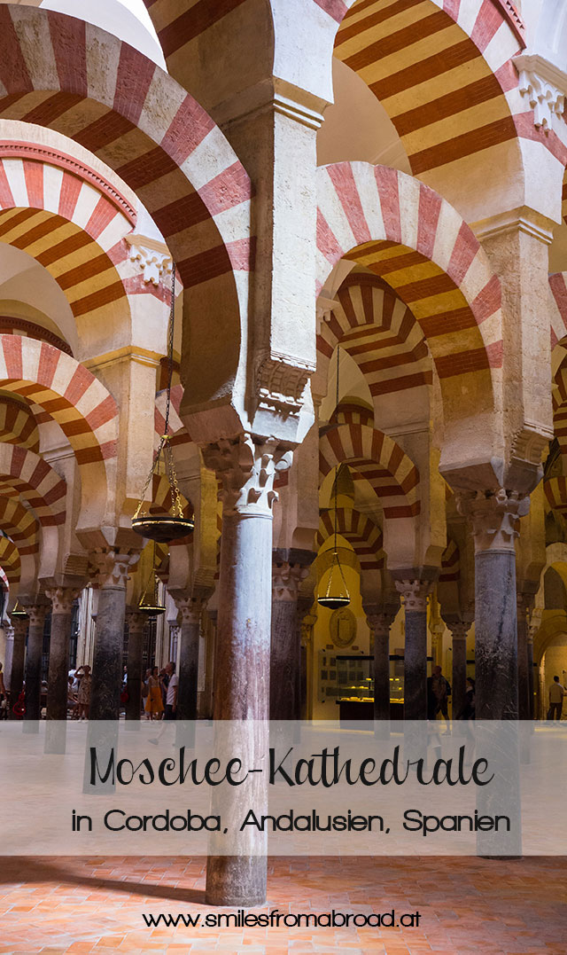 cordoba pinterest2 - Cordoba in Andalusien - Die Moschee-Kathedrale & Stadtspaziergang