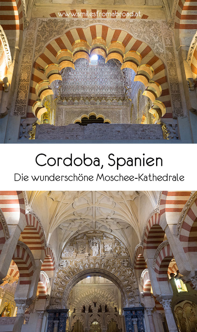 cordoba pinterest3 - Cordoba in Andalusien - Die Moschee-Kathedrale & Stadtspaziergang