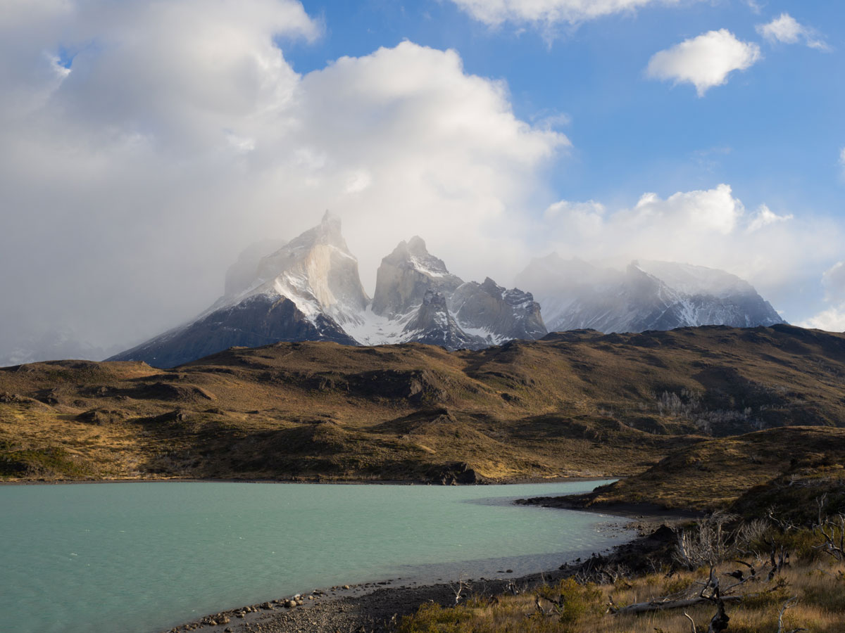 cuernos patagonien torres del paine nationalpark chile1 - Torres del Paine Nationalpark ohne W Trek