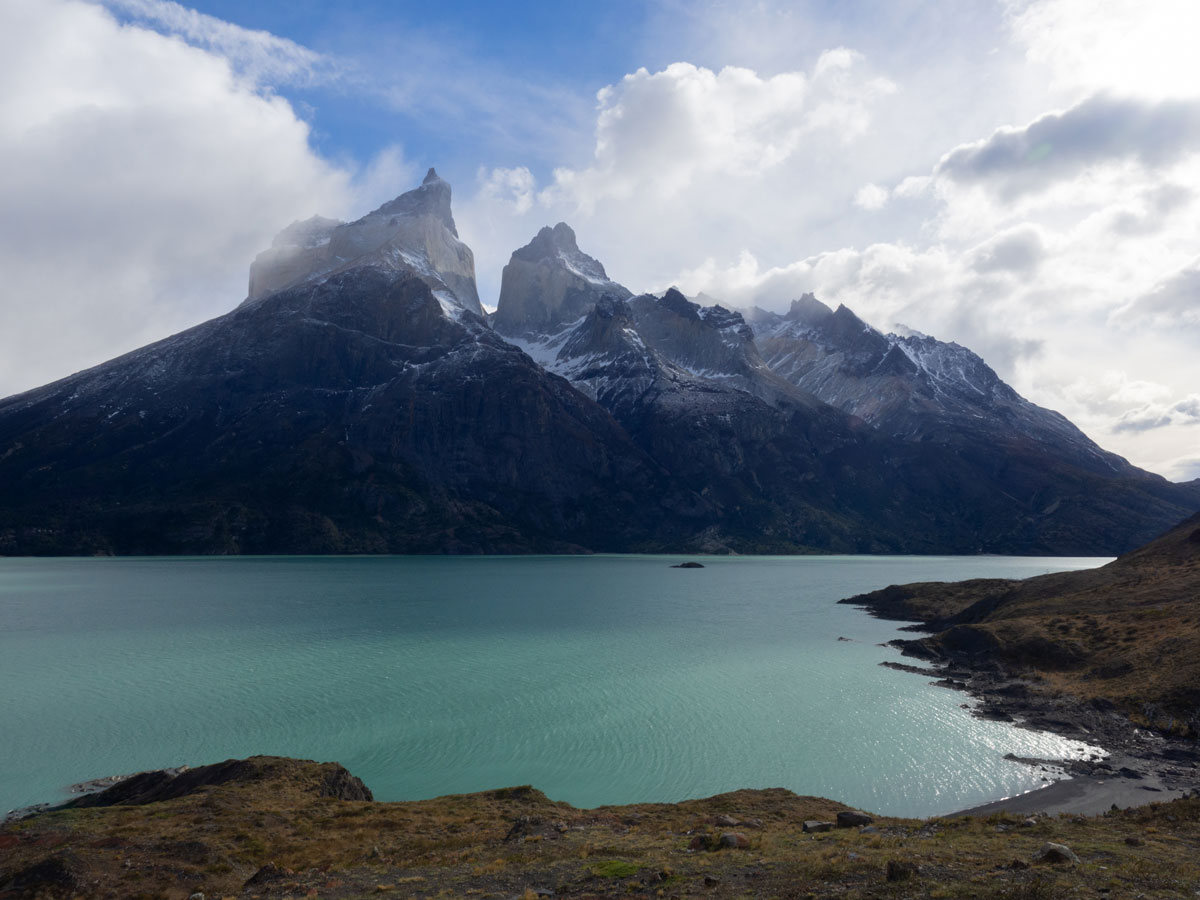 cuernos patagonien torres del paine nationalpark chile4 - Torres del Paine Nationalpark ohne W Trek