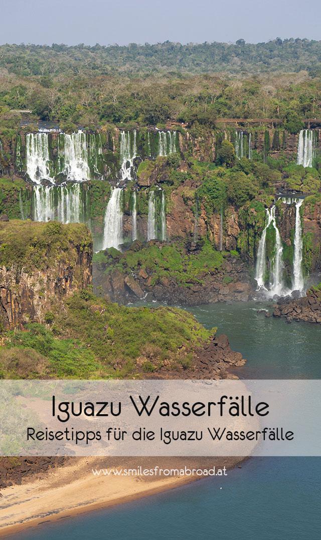 iguazu pinterest - Guide für einen Besuch der Iguazu Wasserfälle
