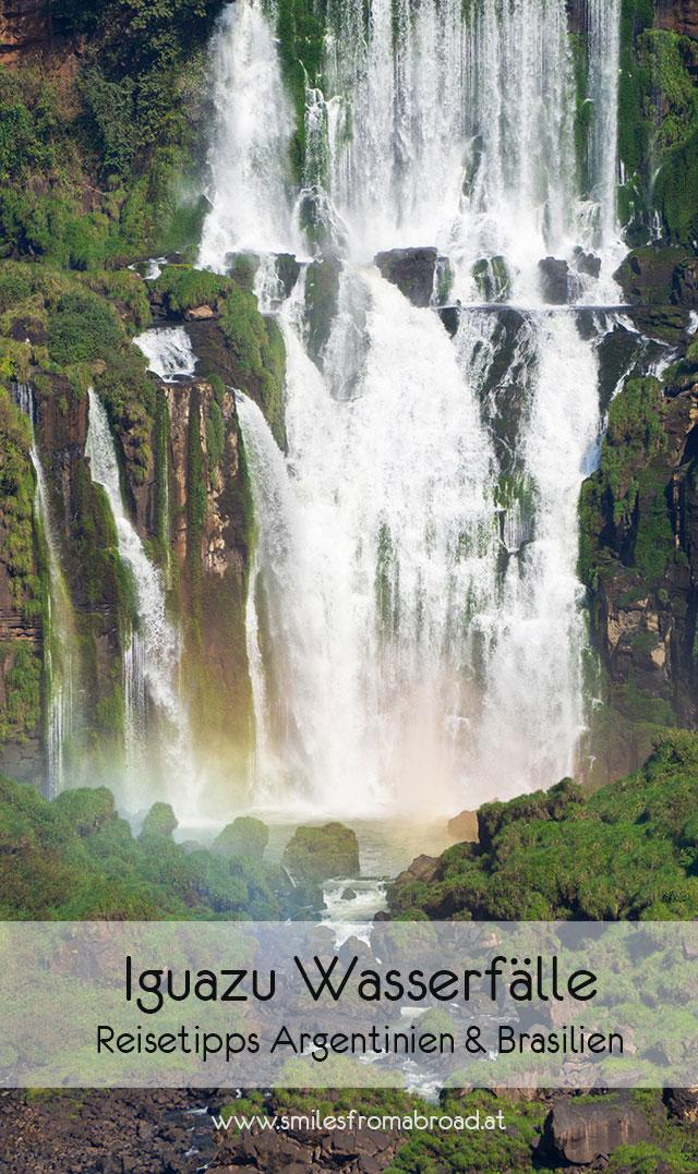 iguazu pinterest2 - Guide für einen Besuch der Iguazu Wasserfälle