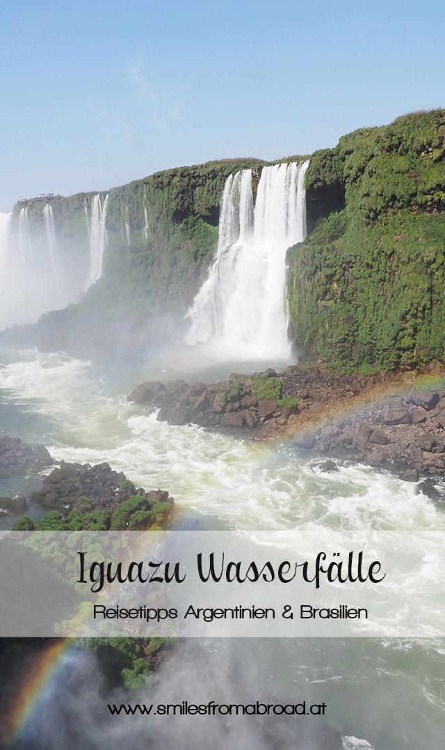 iguazu pinterest5 - Guide für einen Besuch der Iguazu Wasserfälle