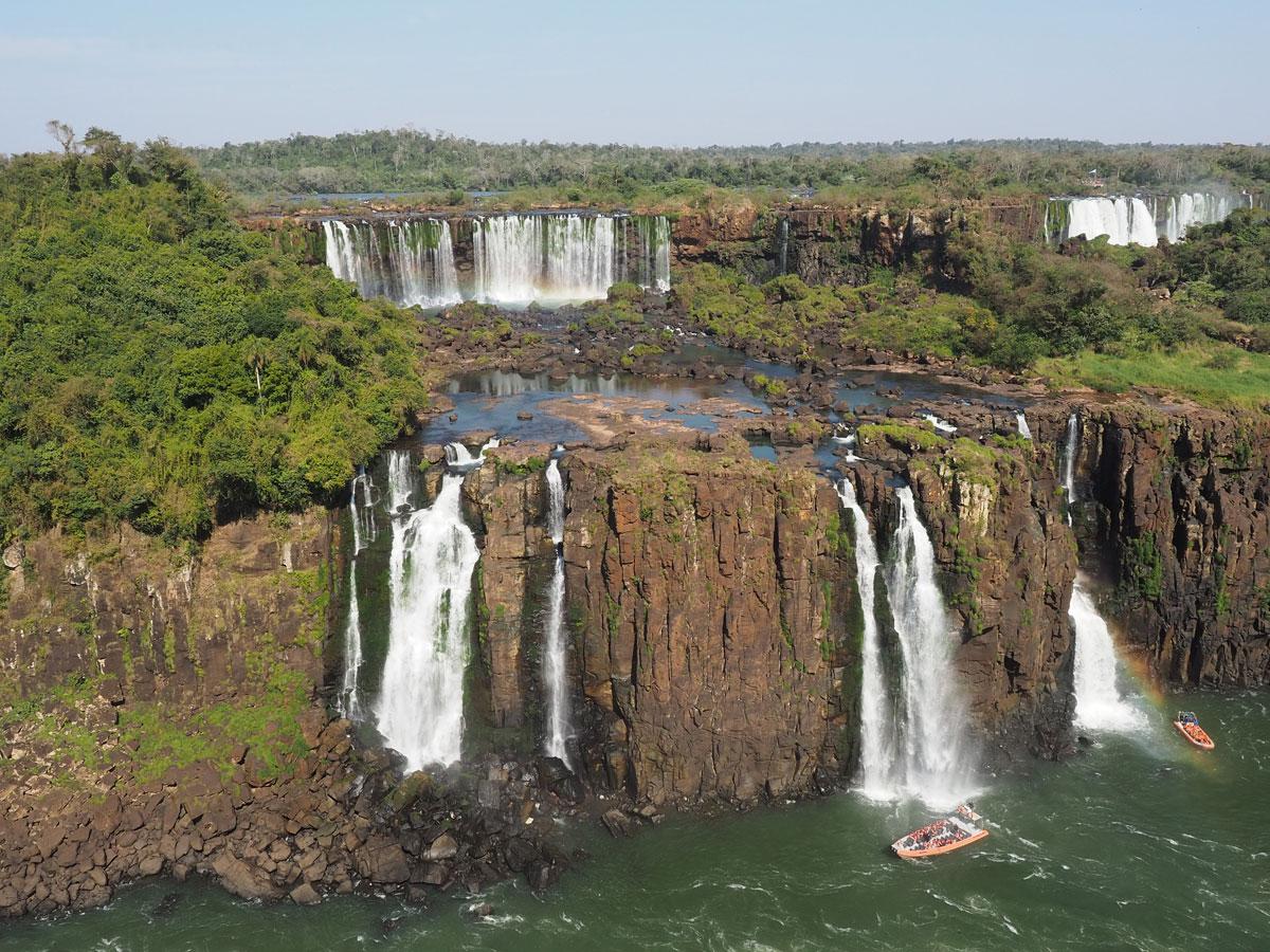 iguazu wasserfaelle argentinien brasilien reisetipps11 - Guide für einen Besuch der Iguazu Wasserfälle