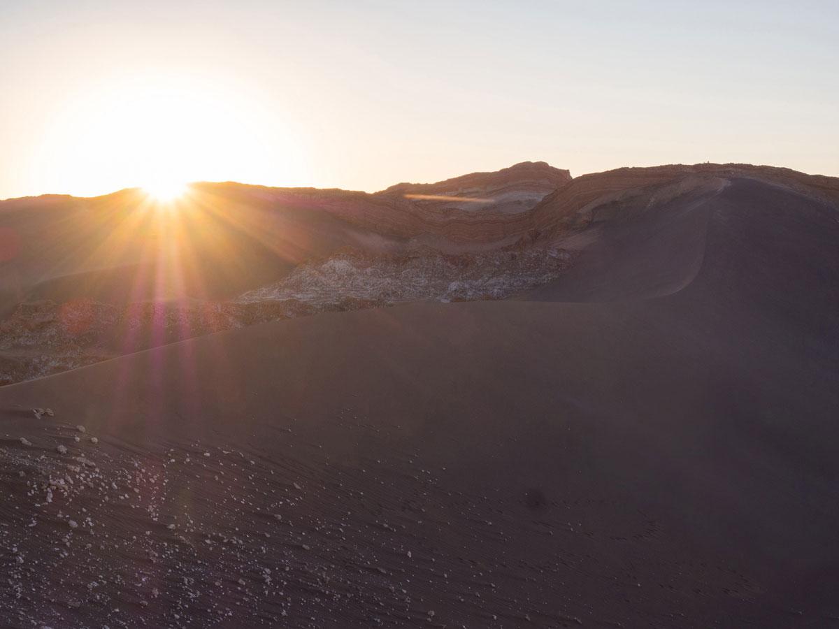 atacama chile valle de la luna 5 - Als Selbstfahrer in der Atacama Wüste in Chile unterwegs
