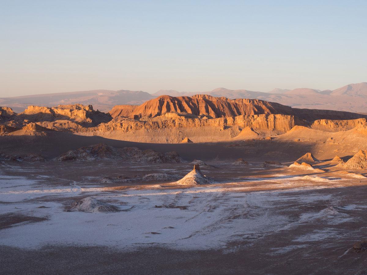 atacama chile valle de la luna 6 - Als Selbstfahrer in der Atacama Wüste in Chile unterwegs