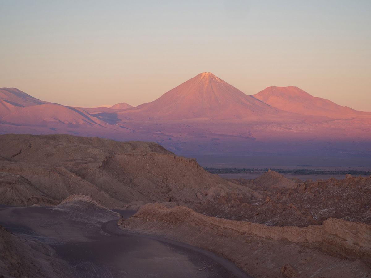 atacama chile valle de la luna 7 - Als Selbstfahrer in der Atacama Wüste in Chile unterwegs