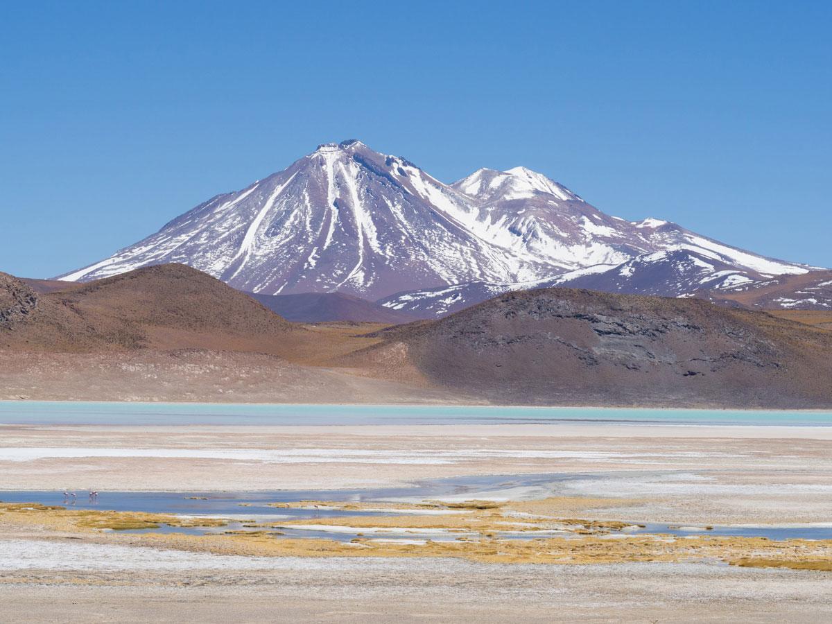 atacama piedras rojas 3 - Als Selbstfahrer in der Atacama Wüste in Chile unterwegs
