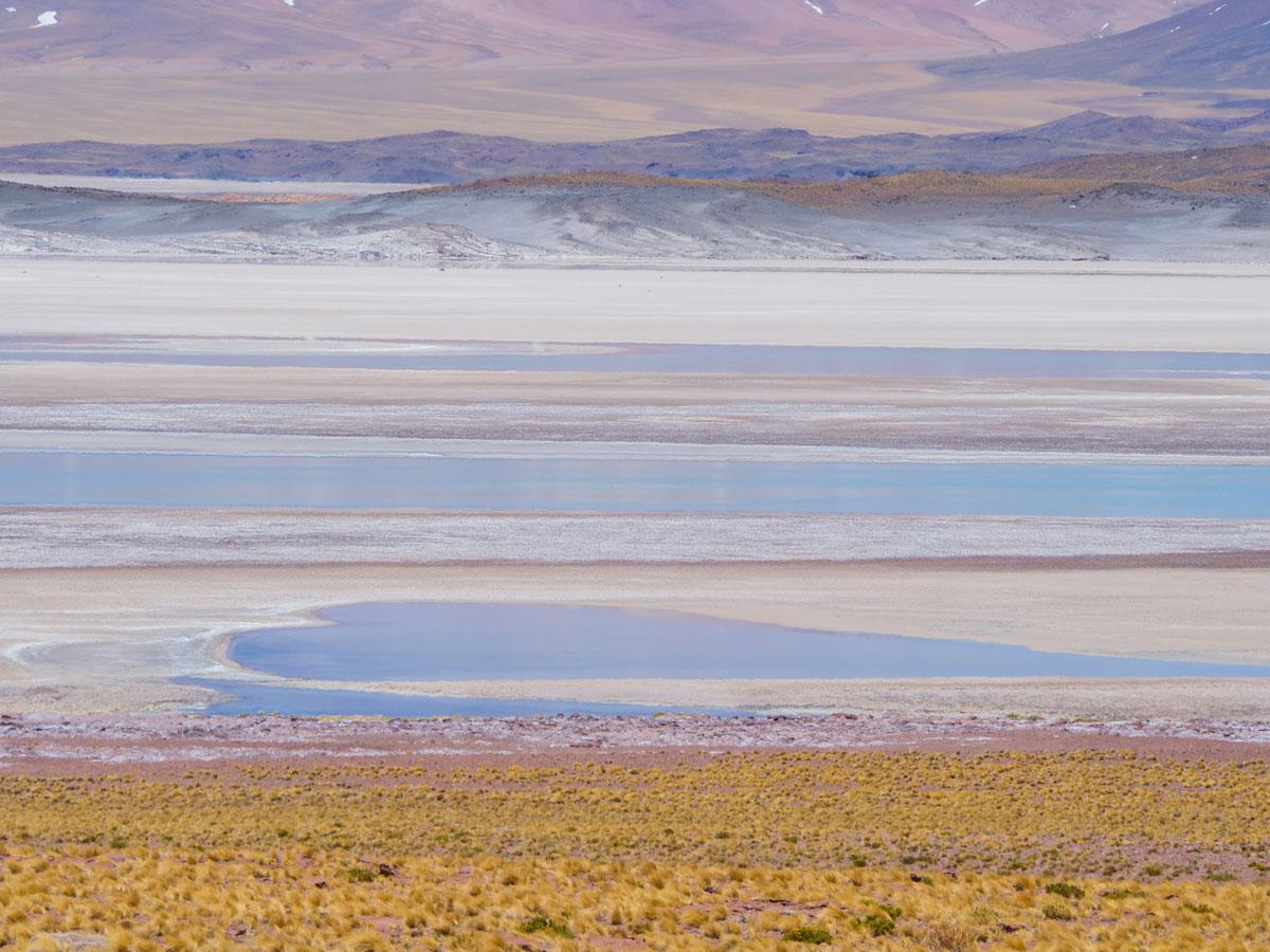 atacama piedras rojas 5 - Als Selbstfahrer in der Atacama Wüste in Chile unterwegs