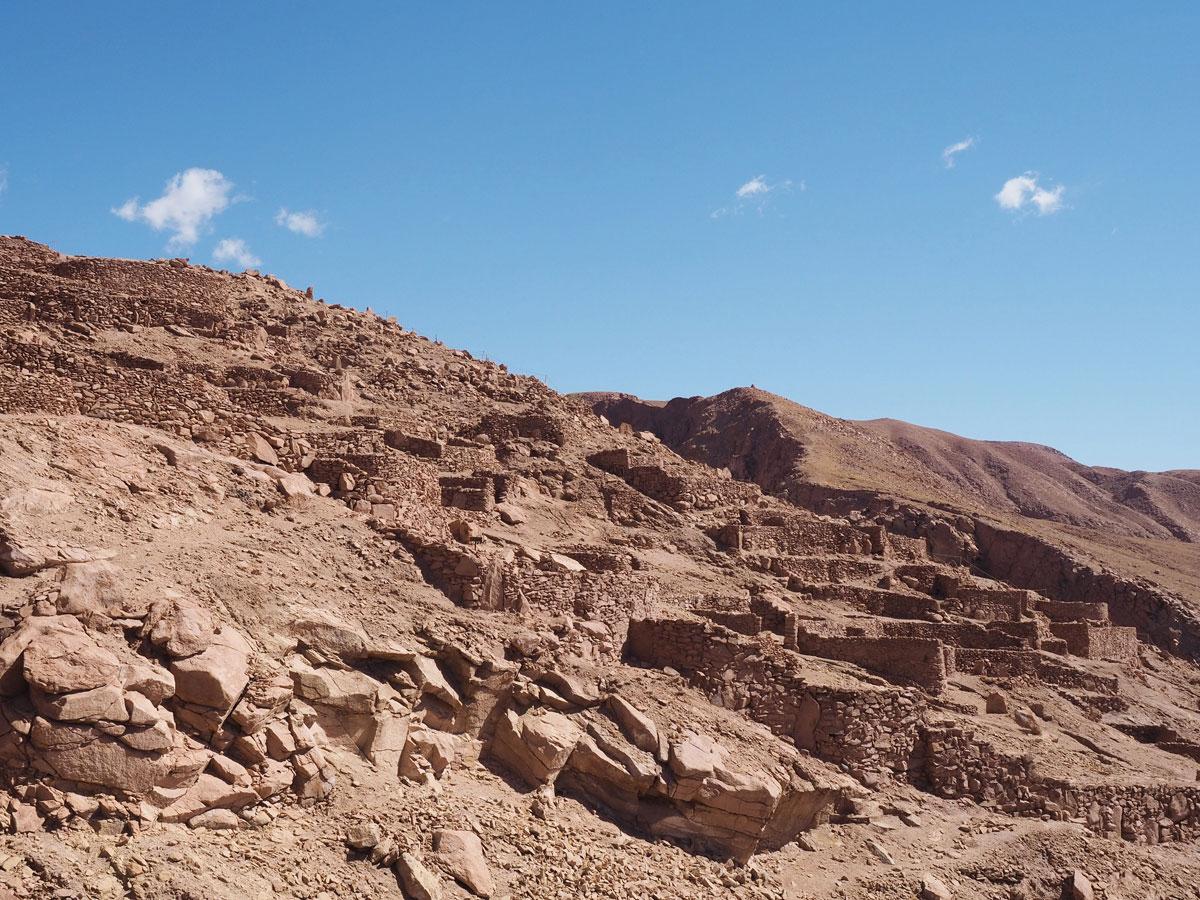 atacama tulor quitor 1 - Als Selbstfahrer in der Atacama Wüste in Chile unterwegs