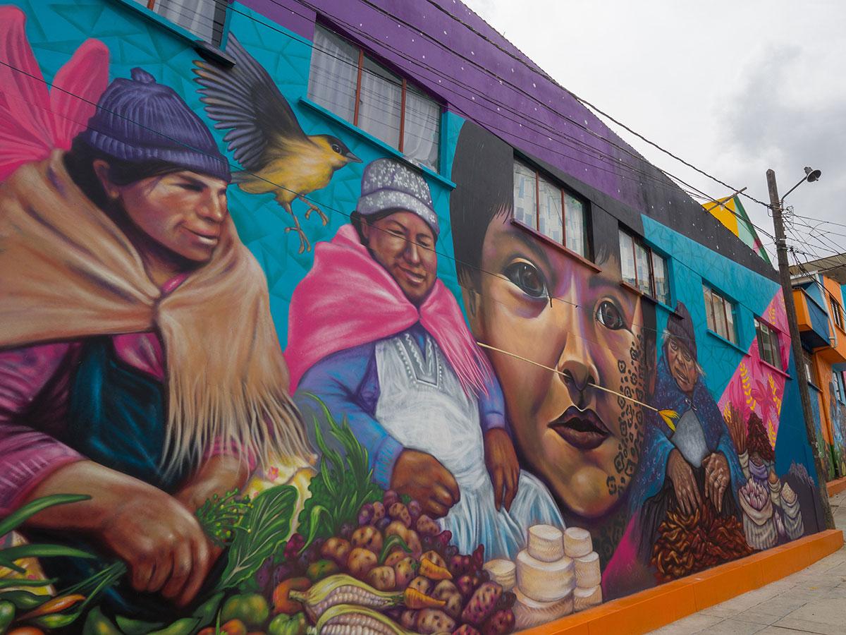 cancha chualluma la paz bolivien - Sehenswertes in La Paz und El Alto, Bolivien